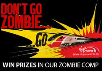 Don't Go Zombie With Virgin Tra