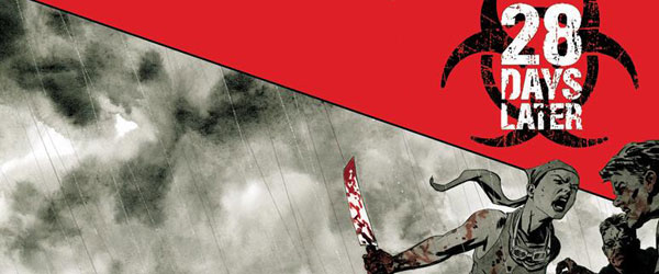 28 Days Later Comic Released This Month