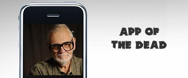 George A. Romero To Launch iPhone App