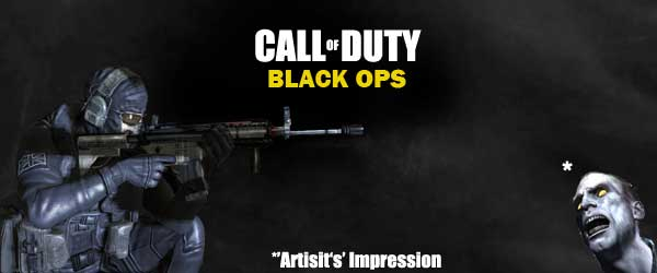 Call of Duty: Black Ops Reprising Zombie Mode