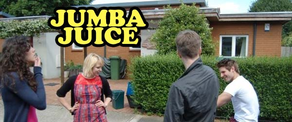 Jumba Juice: The Making Of A 'Zombieless' Zombie Film – Part 1