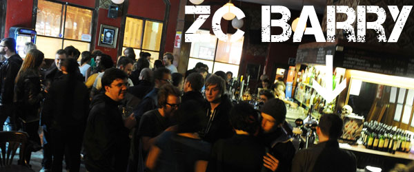 Left 4 Dead 2 Launch Party (UK) – The Severed Arms Pub