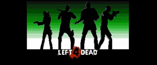 Left 4 Dead – 8-Bit NES Version