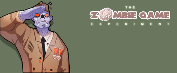 The Art Of The Zombie Game Experiment