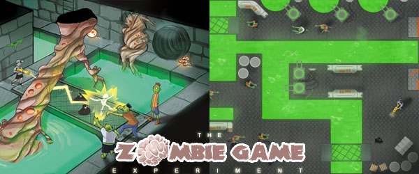 Zombie Experiment – Social Game Development