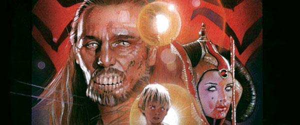 Zombie Star Wars Posters