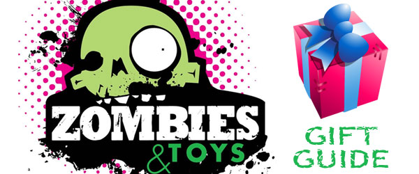 Zombies And Toys Gift Guide
