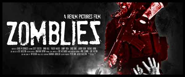 Interview With Zomblies Director – Dave Reynolds