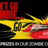 Don't Go Zombie With Virgin Trains