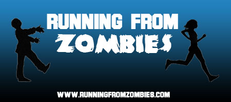running from zombies Running From Zombies