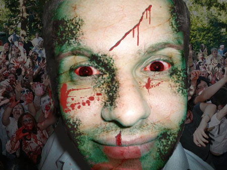 zedfred picture Become A Zombie   Zombie Pictures
