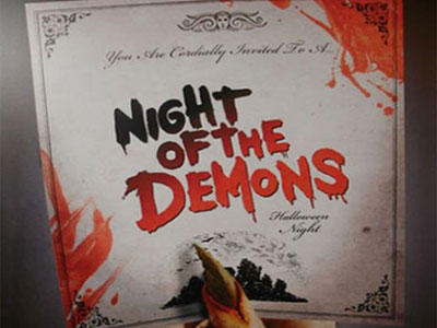 Night of the Demons Movie Film 4 Frightfest   Day 4 Review