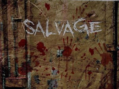Salvage Movie Film 4 Frightfest   Day 4 Review