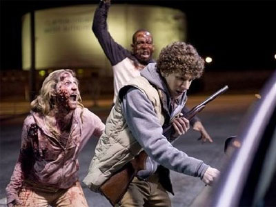 Zombieland zombies Zombieland Review