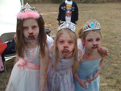 zombieland princesses Zombieland Review