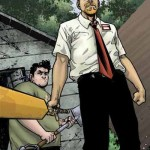 shaun comic 2 150x150 Shaun Of The Dead   Comic   Review