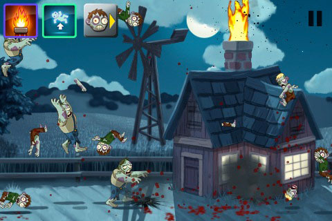 Zombie Smash Iphone Review Zombie Command