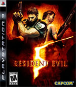 resident evil 5 WIN: 2x Resident Evil 5 And Any Resident Evil Game Of Your Choice