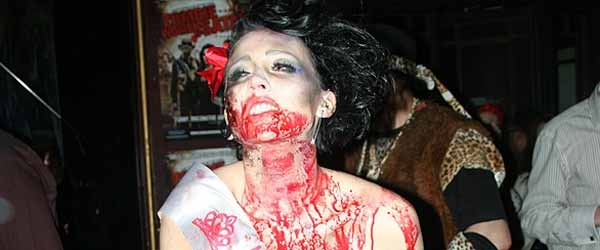 miss zombie uk Miss Zombie Queen UK 2010