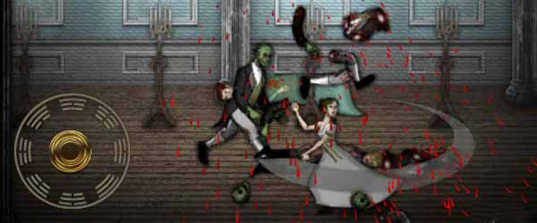 Pride and Prejudice and Zombies on the iPhone