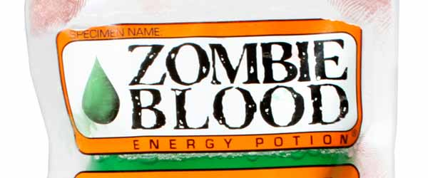 Zombie Blood – Energy Drink