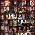 actors resident evil 150x150 Which Hollywood Actors Look Like Resident Evil Characters
