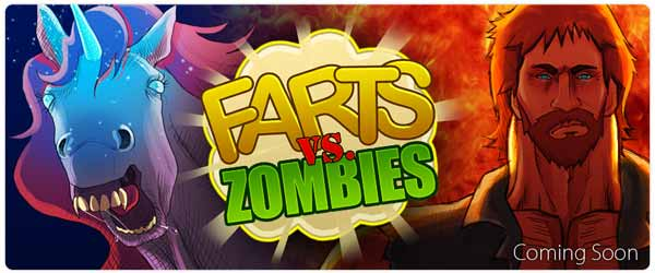 Farts vs Zombies