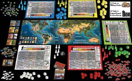 zombie state game Zombie State   New Board Game