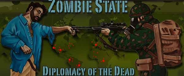 Zombie State – New Board Game