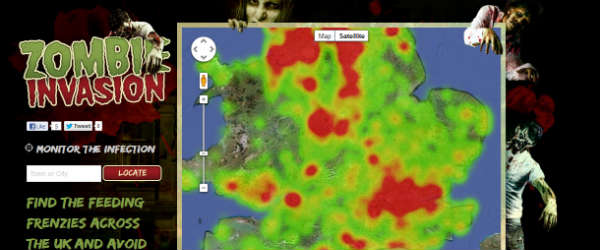 zombie invasion uk How To Survive The Zombie Apocalypse